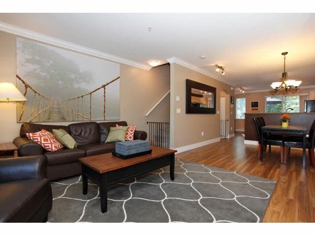 """Photo 8: Photos: 23 6747 203RD Street in Langley: Willoughby Heights Townhouse for sale in """"SAGEBROOK"""" : MLS®# F1421612"""