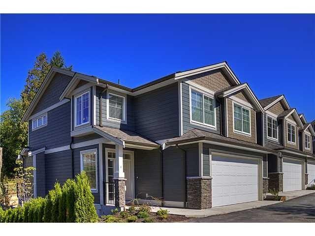 Main Photo: # 17 11384 BURNETT ST in Maple Ridge: East Central Condo for sale : MLS®# V1014984