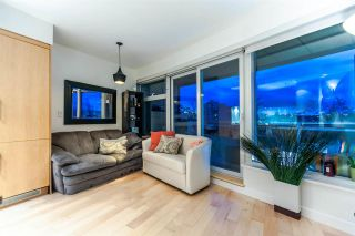 """Photo 2: 502 1565 W 6TH Avenue in Vancouver: False Creek Condo for sale in """"6TH & FIR"""" (Vancouver West)  : MLS®# R2157219"""
