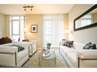 """Photo 1: 508 1001 HOMER Street in Vancouver: Downtown VW Condo for sale in """"THE BENTLEY"""" (Vancouver West)  : MLS®# V817106"""
