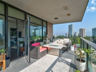 Photo 22: 801 6168 WILSON Avenue in Burnaby: Metrotown Condo for sale (Burnaby South)  : MLS®# R2607303