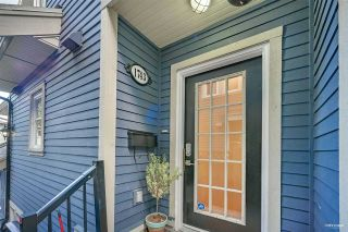 """Photo 8: 1743 FRANCES Street in Vancouver: Hastings Townhouse for sale in """"Francis Square"""" (Vancouver East)  : MLS®# R2590421"""