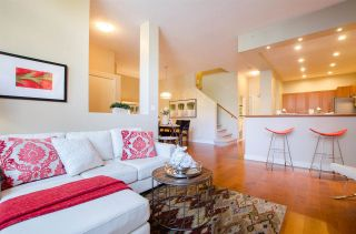 """Photo 1: 2288 REDBUD Lane in Vancouver: Kitsilano Townhouse for sale in """"MOZAIEK"""" (Vancouver West)  : MLS®# R2181107"""