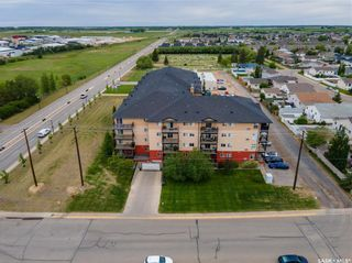 Photo 1: 417 100 1st Avenue North in Warman: Residential for sale : MLS®# SK859039