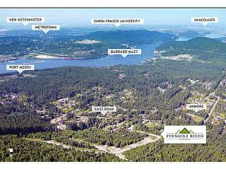 Photo 2: 2070 RIDGE MOUNTAIN Drive: Anmore Land for sale (Port Moody)  : MLS®# V1043870
