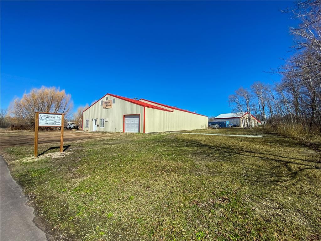Main Photo: 26077 27 Road North in Grunthal: Industrial / Commercial / Investment for sale (R16)  : MLS®# 202108874