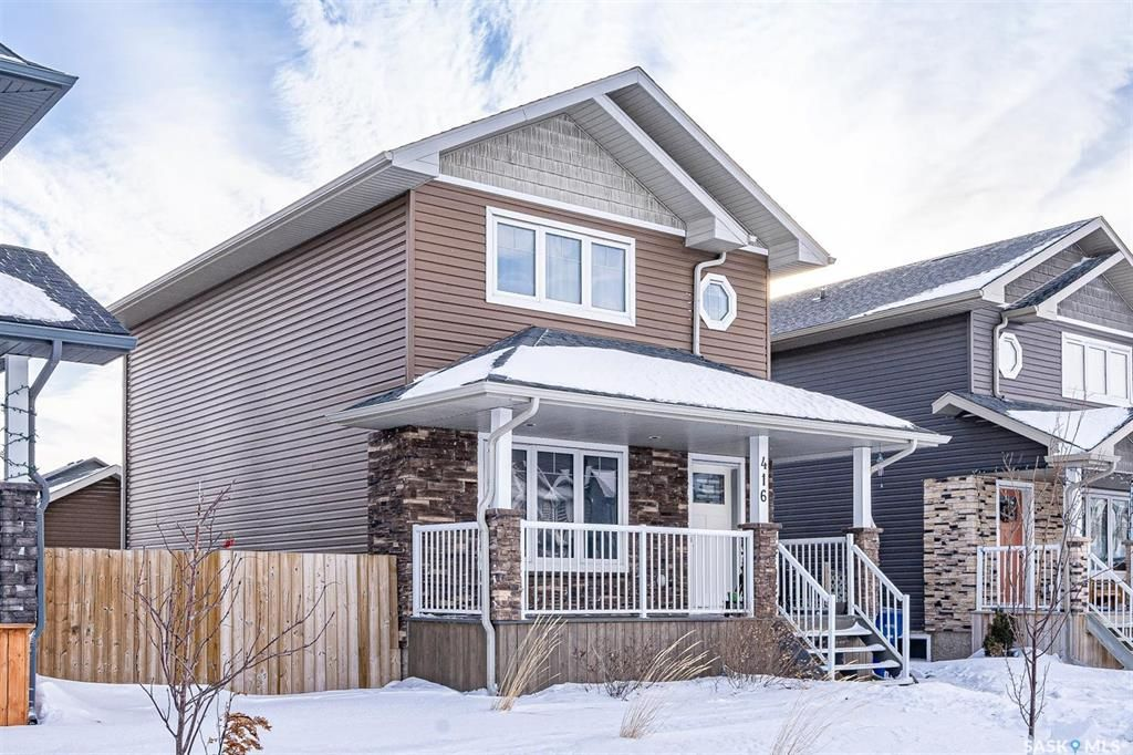 Main Photo: 416 Redwood Crescent in Warman: Residential for sale : MLS®# SK841291