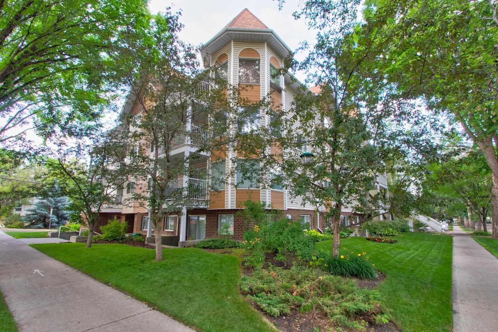 Main Photo: 202 8503 108 Street in Edmonton: Zone 15 Condo for sale : MLS®# E4253305