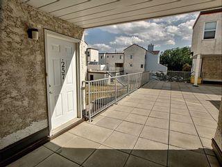 Photo 22: 257 Lancaster Terrace in Edmonton: Zone 27 Townhouse for sale : MLS®# E4256171