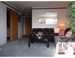 "Photo 5: 1808 615 BELMONT Street in New_Westminster: Uptown NW Condo for sale in ""BELMONT TOWER"" (New Westminster)  : MLS®# V752808"