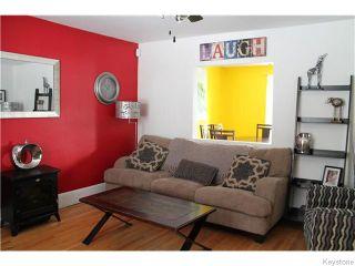 Photo 5: 460 De La Morenie Street in WINNIPEG: St Boniface Residential for sale (South East Winnipeg)  : MLS®# 1603203