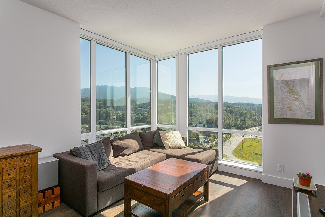 """Main Photo: 2203 1550 FERN Street in North Vancouver: Lynnmour Condo for sale in """"BEACON AT SEYLYNN VILLAGE"""" : MLS®# R2086441"""