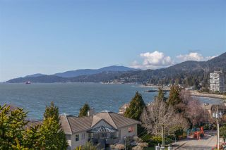 """Photo 6: 605 2135 ARGYLE Avenue in West Vancouver: Dundarave Condo for sale in """"The Crescent"""" : MLS®# R2604356"""