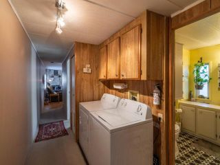 Photo 16: 68 1655 ORD ROAD in Kamloops: Brocklehurst Manufactured Home/Prefab for sale : MLS®# 159093