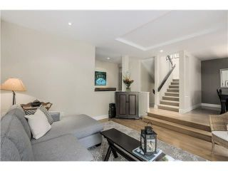 """Photo 4: 4451 ARBUTUS Street in Vancouver: Quilchena Townhouse for sale in """"Arbutus West"""" (Vancouver West)  : MLS®# V1135323"""
