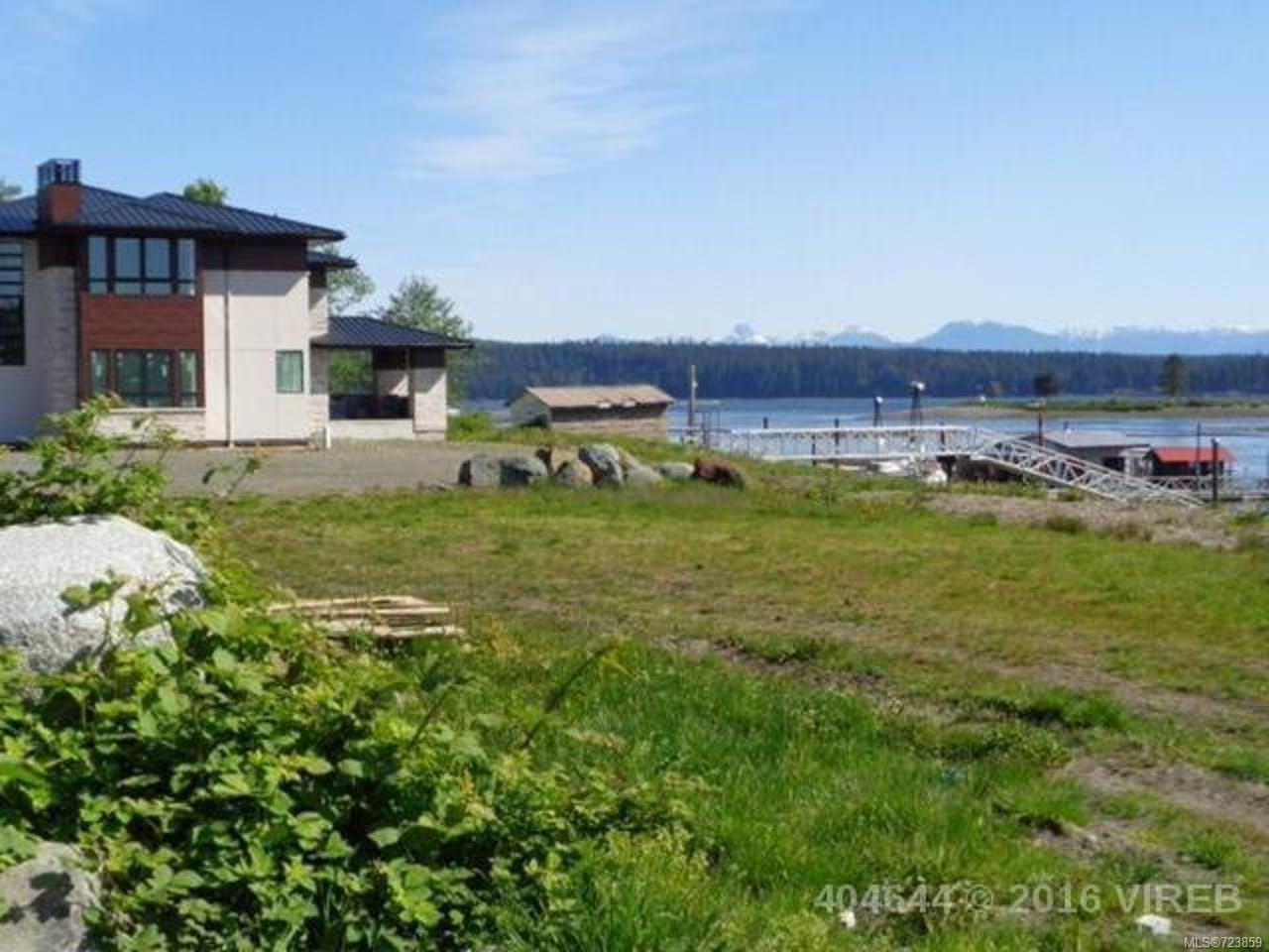 Main Photo: 2821 North Beach Dr in CAMPBELL RIVER: CR Campbell River North Land for sale (Campbell River)  : MLS®# 723859