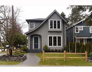 Photo 1: 4597 W 14TH AV in Vancouver: House for sale : MLS®# V750981