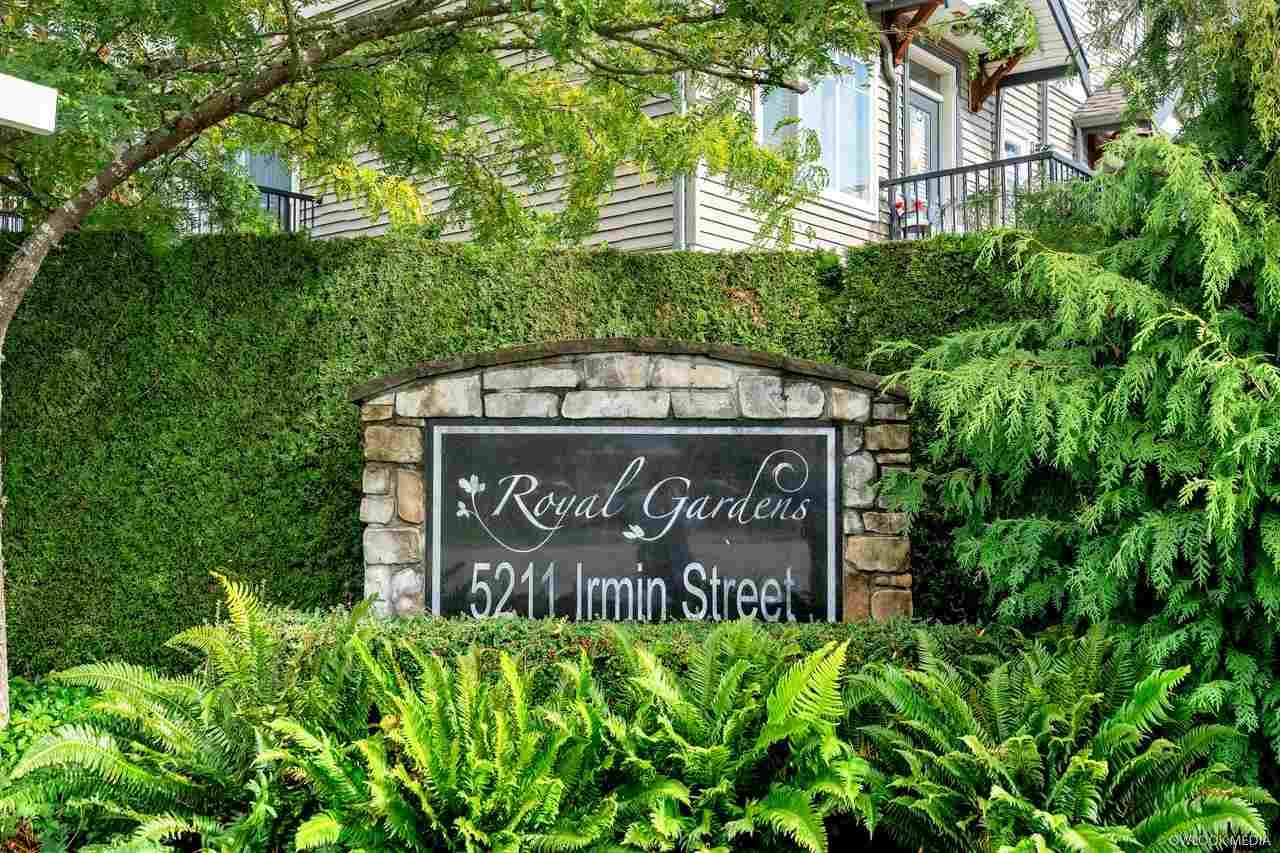 Main Photo: 209 5211 IRMIN Street in Burnaby: Metrotown Townhouse for sale (Burnaby South)  : MLS®# R2573195