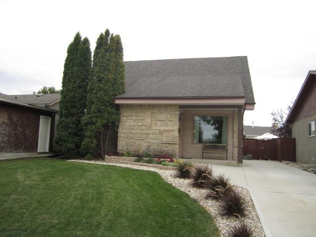 Main Photo: 66 Pirson Crescent in WINNIPEG: Fort Garry / Whyte Ridge / St Norbert Residential for sale (South Winnipeg)  : MLS®# 1119057