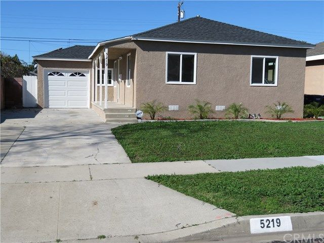 Main Photo: 5219 Autry Avenue in Lakewood: Residential for sale (23 - Lakewood Park)  : MLS®# OC19061950