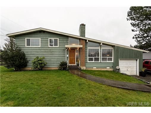 Main Photo: 4 Kingham Pl in VICTORIA: VR View Royal House for sale (View Royal)  : MLS®# 722139
