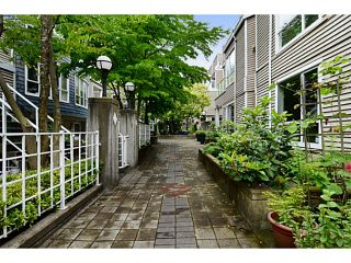 "Photo 14: 101 789 W 16TH Avenue in Vancouver: Fairview VW Condo for sale in ""CAMBIE VILLAGE"" (Vancouver West)  : MLS®# V1071791"