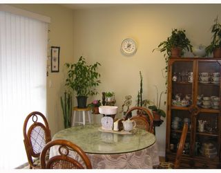 "Photo 7: 22 8000 HEATHER Street in Richmond: Garden City Townhouse for sale in ""HILLSBOROUGH"" : MLS®# V749020"