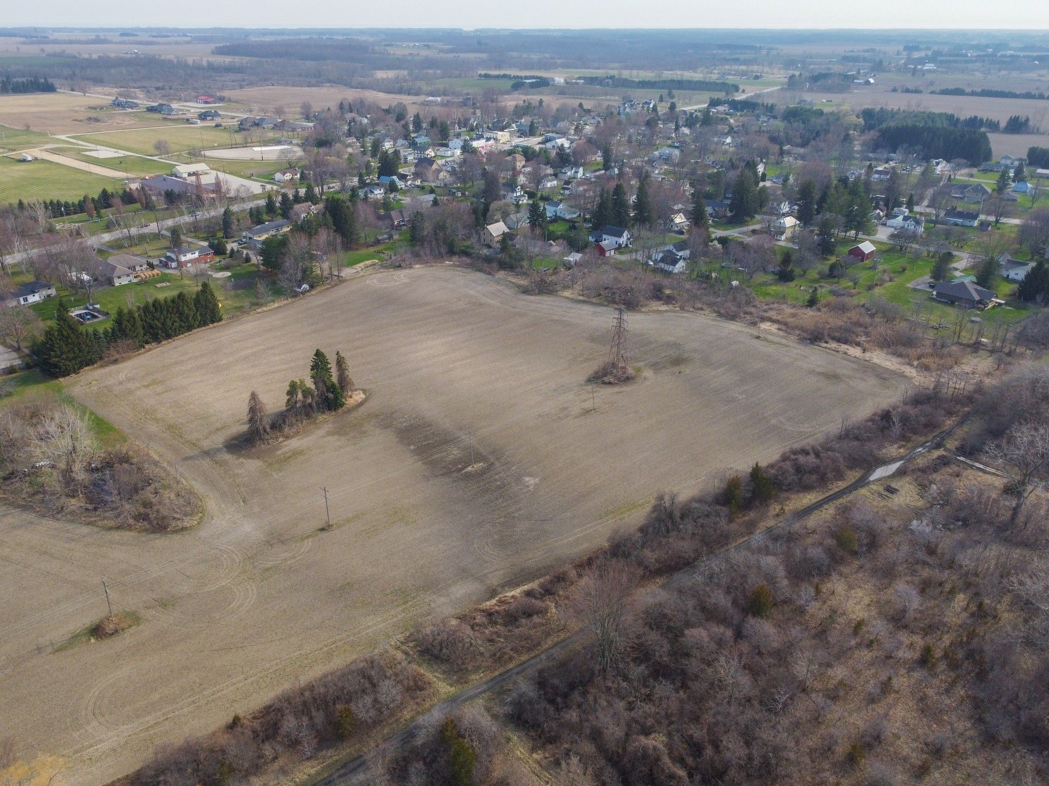 Main Photo: 36034 Talbot Line in Shedden: Agriculture for sale : MLS®# 40095465