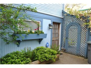 """Photo 7: 2532 COLUMBIA Street in Vancouver: Mount Pleasant VW House for sale in """"MOUNT PLEASANT"""" (Vancouver West)  : MLS®# V828563"""