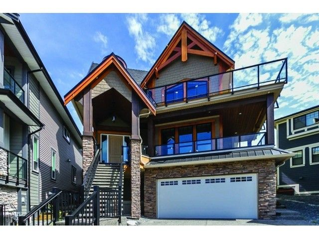 """Main Photo: 3415 DEVONSHIRE Avenue in Coquitlam: Burke Mountain House for sale in """"BURKE MOUNTAIN"""" : MLS®# V1129186"""