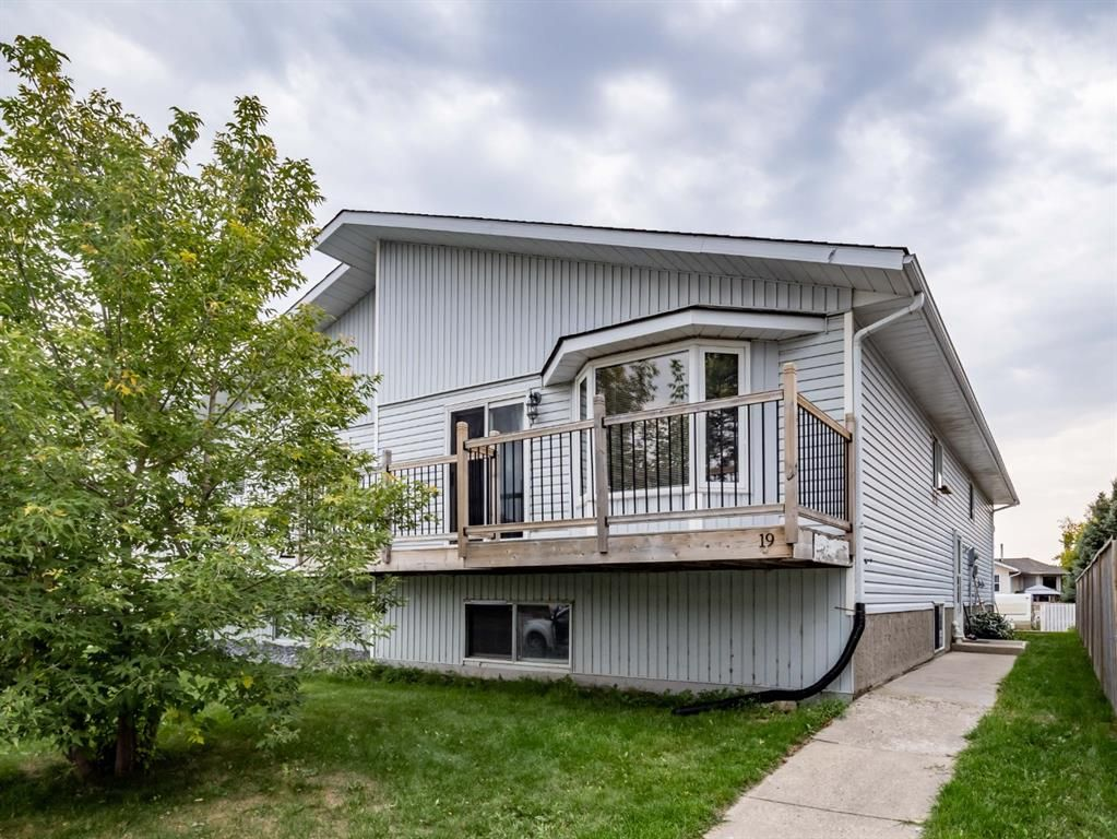 Main Photo: 19 Green Meadow Crescent: Strathmore Semi Detached for sale : MLS®# A1145404