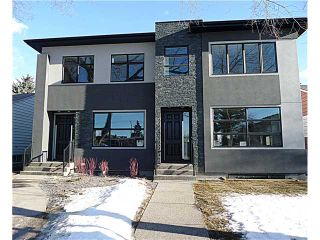 Photo 2: 3022 29 Street SW in CALGARY: Killarney_Glengarry Residential Attached for sale (Calgary)  : MLS®# C3599839