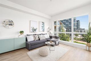 """Photo 2: 601 8580 RIVER DISTRICT Crossing in Vancouver: South Marine Condo for sale in """"Two Town Centre"""" (Vancouver East)  : MLS®# R2580251"""
