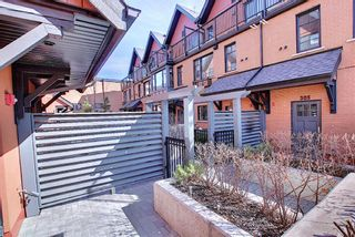Photo 47: 202 1818 14A Street SW in Calgary: Bankview Row/Townhouse for sale : MLS®# A1100804