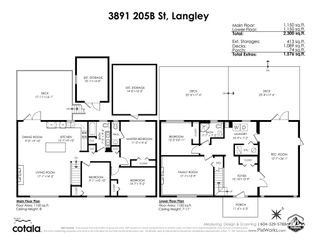 """Photo 3: 3891 205B Street in Langley: Brookswood Langley House for sale in """"BROOKSWOOD"""" : MLS®# R2545595"""