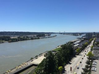 Photo 8: 1605 125 COLUMBIA STREET in New Westminster: Downtown NW Condo for sale : MLS®# R2177388