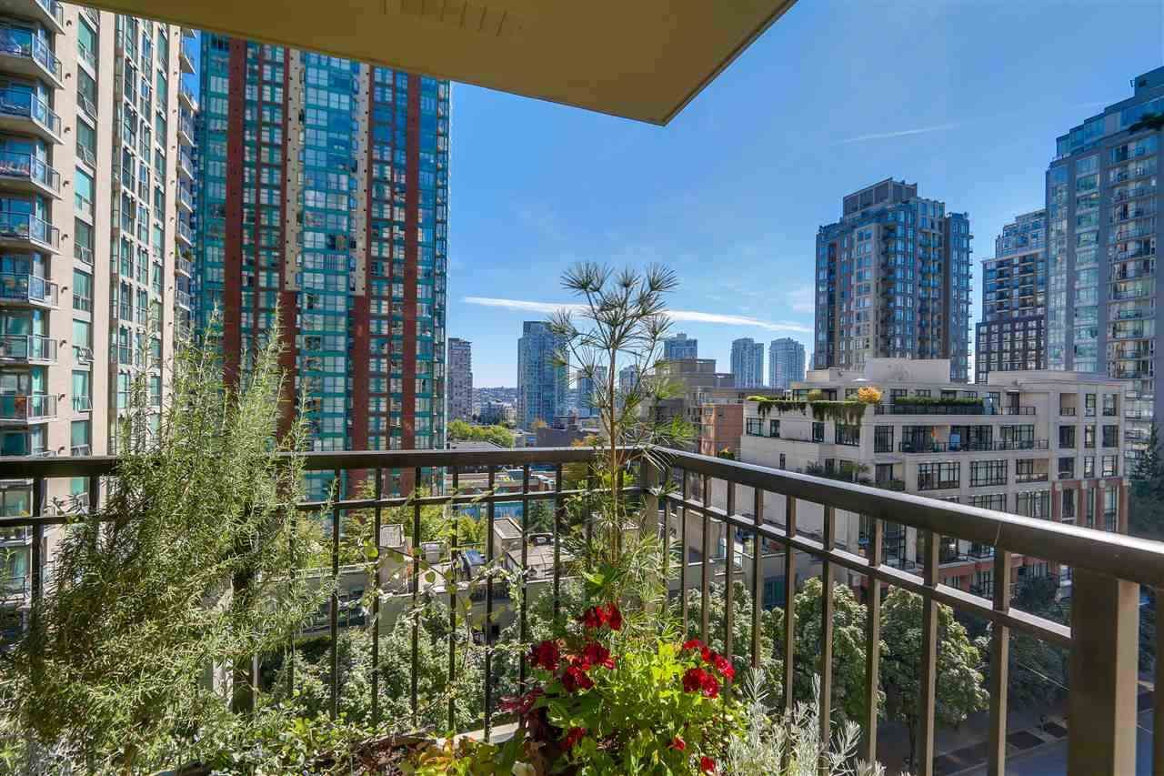 Main Photo: 807 969 RICHARDS STREET in Vancouver: Downtown VW Condo for sale (Vancouver West)  : MLS®# R2322319