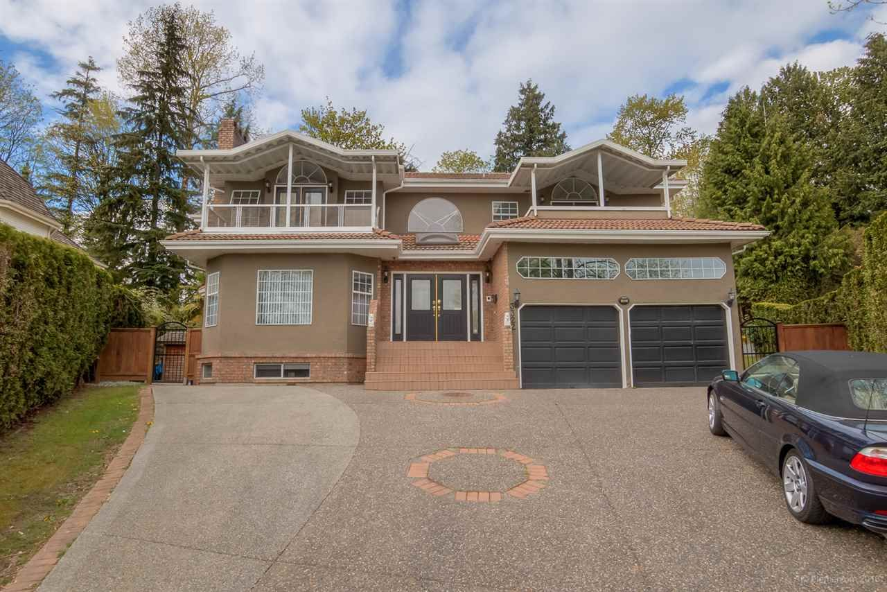 """Main Photo: 3322 CLARIDGE Court in Burnaby: Government Road House for sale in """"GOVERNMENT ROAD AREA"""" (Burnaby North)  : MLS®# R2058580"""