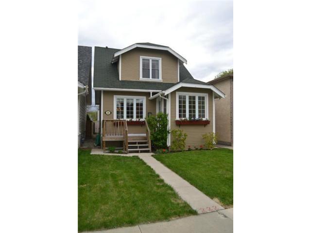 Main Photo: 222 Hampton Street in WINNIPEG: St James Residential for sale (West Winnipeg)  : MLS®# 1310651
