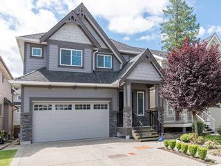 "Photo 1: 21022 76A Avenue in Langley: Willoughby Heights House for sale in ""YORKSON"" : MLS®# R2323375"