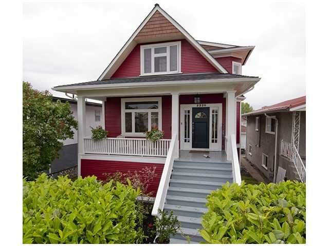 Main Photo: 5320 CLARENDON Street in Vancouver: Collingwood VE House for sale (Vancouver East)  : MLS®# V832079