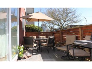"""Photo 7: 10 308 W 2ND Street in North Vancouver: Lower Lonsdale Condo for sale in """"Mohan Gardens"""" : MLS®# V1055350"""