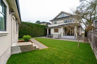 Photo 39: 6550 EAST BOULEVARD in Vancouver: Kerrisdale House for sale (Vancouver West)  : MLS®# R2592385