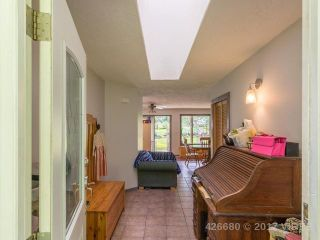Photo 20: 4821 BENCH ROAD in DUNCAN: Z3 Cowichan Bay House for sale (Zone 3 - Duncan)  : MLS®# 426680