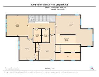 Photo 45: 529 Boulder Creek Green SE: Langdon Detached for sale : MLS®# A1130445