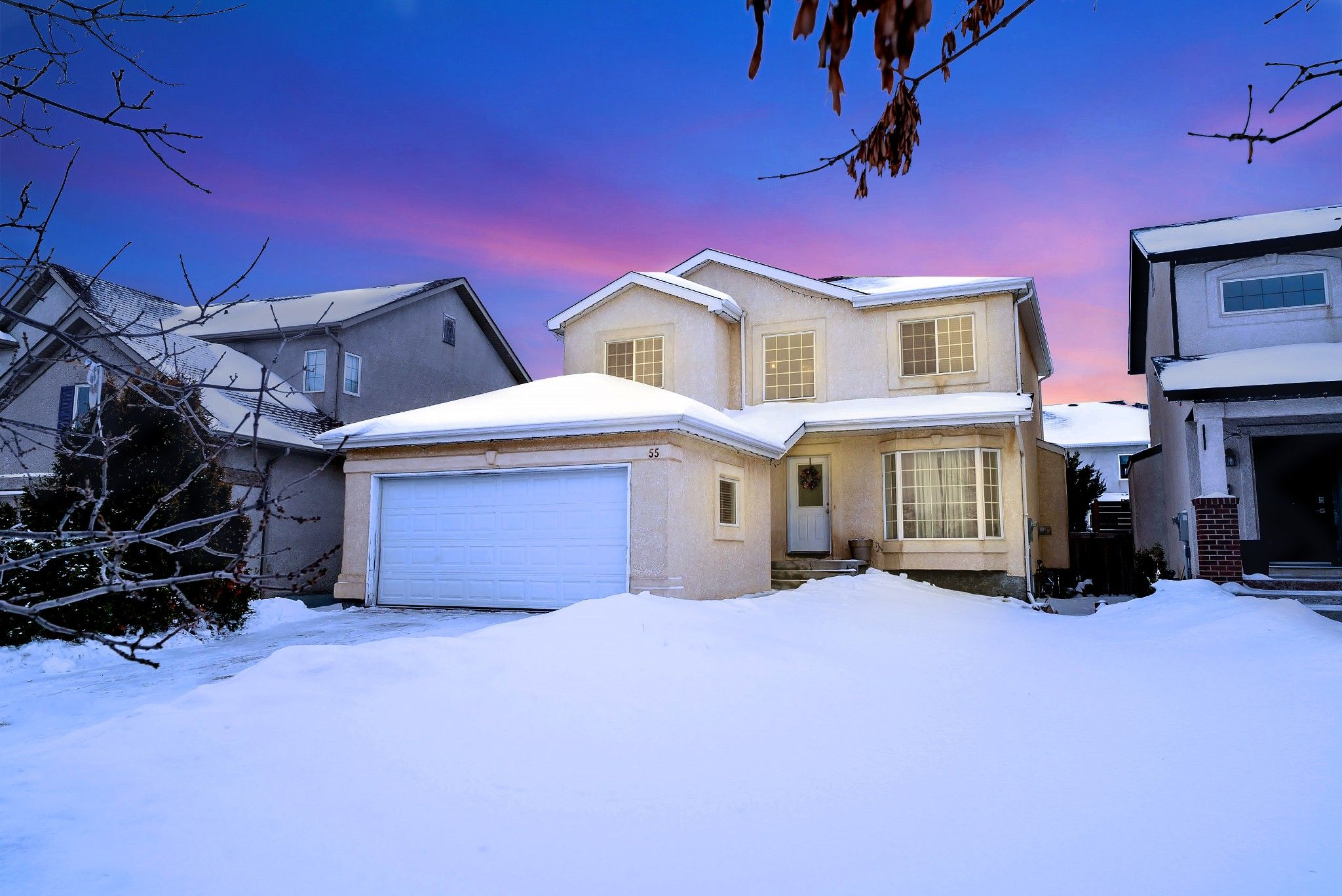 Main Photo: 55 Leander Crescent | Whyte Ridge Winnipeg