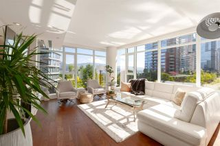 """Photo 5: 603 1205 W HASTINGS Street in Vancouver: Coal Harbour Condo for sale in """"Cielo"""" (Vancouver West)  : MLS®# R2584791"""