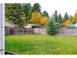 Photo 10: 1491 COMO LAKE AV in Coquitlam: Harbour Place House for sale : MLS®# V979371