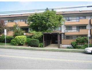 "Photo 1: 402 410 AGNES Street in New_Westminster: Downtown NW Condo for sale in ""MARSEILIE PLAZA"" (New Westminster)  : MLS®# V719628"