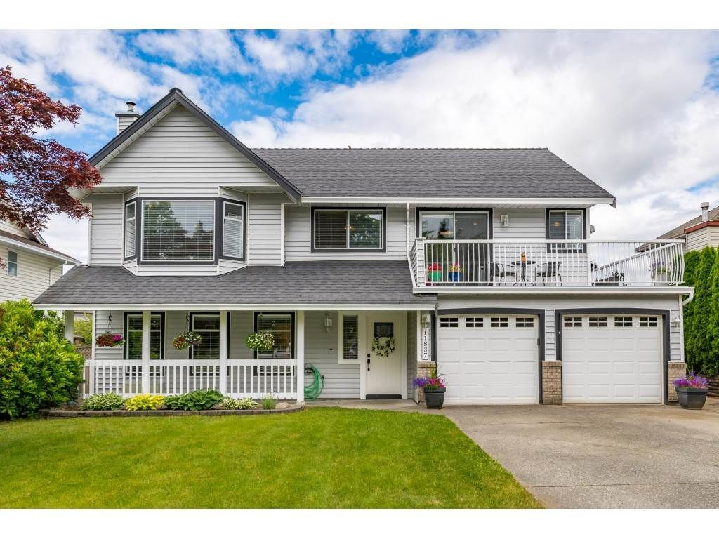 Main Photo: 11837 190TH STREET in Pitt Meadows: Central Meadows House for sale : MLS®# R2470340